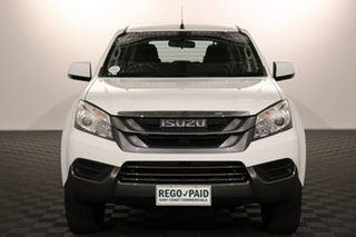 2016 Isuzu MU-X MY15.5 LS-M Rev-Tronic White 5 speed Automatic Wagon.