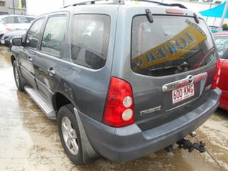 2007 Mazda Tribute MY2006 Grey 4 Speed Automatic Wagon