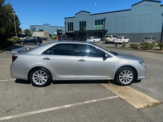 2013 Toyota Aurion GSV50R Prodigy Silver 6 Speed Sports Automatic Sedan
