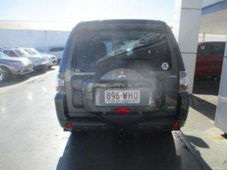 2012 Mitsubishi Pajero NW MY13 VR-X LWB (4x4) Grey 5 Speed Auto Sports Mode Wagon.