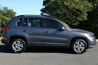 2012 Volkswagen Tiguan 5N MY12.5 132TSI Tiptronic 4MOTION Pacific Pepper Grey 6 Speed