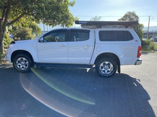 2016 Holden Colorado RG MY17 LT Pickup Crew Cab Summit White 6 Speed Sports Automatic Utility