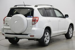 2009 Toyota RAV4 ACA33R MY09 Cruiser Silver 4 Speed Automatic Wagon