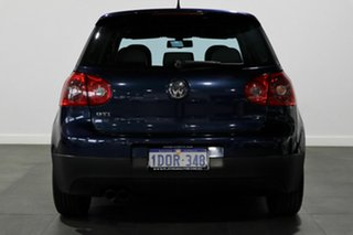 2006 Volkswagen Golf V GTI DSG Blue 6 Speed Sports Automatic Dual Clutch Hatchback