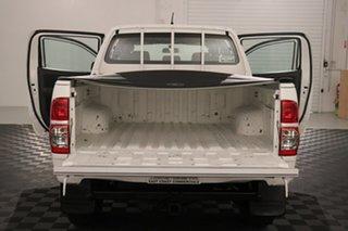 2013 Toyota Hilux KUN26R MY12 SR Double Cab Glacier 4 speed Automatic Utility