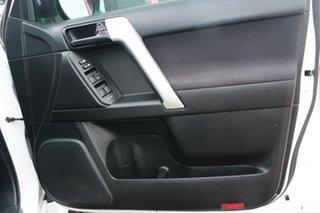 2017 Toyota Landcruiser Prado GDJ150R GXL White 6 Speed Sports Automatic SUV