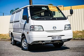 2003 Mazda E1800 SWB White 5 Speed Manual Van.