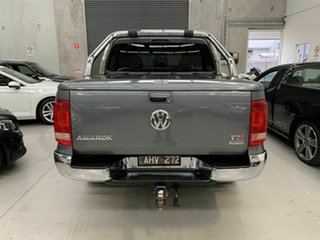 2013 Volkswagen Amarok 2H MY13 TDI420 4Motion Perm Ultimate Grey 8 Speed Automatic Utility