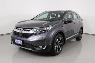 2020 Honda CR-V MY20 VTi-S (AWD) Modern Steel Continuous Variable Wagon.