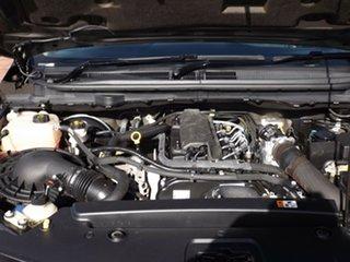 2016 Mazda BT-50 UR0YF1 XT Freestyle Titanium Flash 6 Speed Manual Cab Chassis