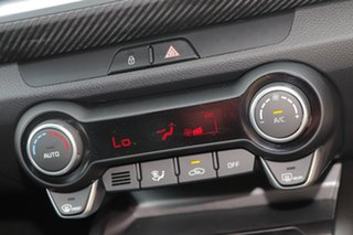 2020 Kia Stonic YB MY21 GT-Line DCT FWD Clear White & Aurora Black 7 Speed