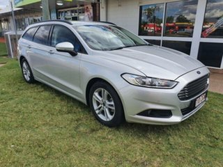 2019 Ford Mondeo MD MY19.5 Ambiente TDCi 6 Speed Automatic Wagon.