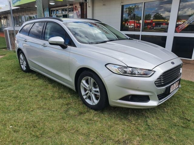 Pre-Owned Ford Mondeo MD MY19.5 Ambiente TDCi Emerald, 2019 Ford Mondeo MD MY19.5 Ambiente TDCi 6 Speed Automatic Wagon