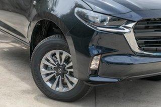 2021 Mazda BT-50 BT-50 B 6AUTO 3.0L DUAL CAB CHASSIS XT 4X2 True Black CRCCC.