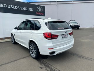2017 BMW X5 F15 MY16 xDrive30d White 8 Speed Automatic Wagon