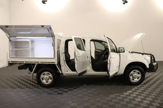 2016 Holden Colorado RG MY16 LS Crew Cab Summit White 6 speed Automatic Cab Chassis