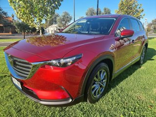 2018 Mazda CX-9 TC Sport SKYACTIV-Drive Soul Red Crystal 6 Speed Sports Automatic Wagon