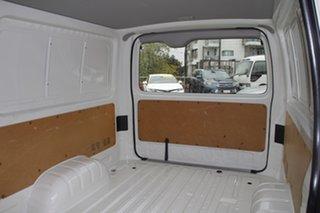 2015 Toyota HiAce TRH201R LWB Vanilla White 6 Speed Automatic Van