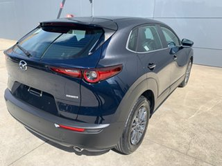 2021 Mazda CX-30 DM2W7A G20 SKYACTIV-Drive Pure Deep Crystal Blue 6 Speed Sports Automatic Wagon