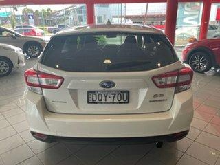 2017 Subaru Impreza G5 MY17 2.0i-S CVT AWD White 7 Speed Constant Variable Hatchback