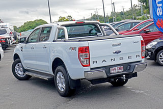 2018 Ford Ranger PX MkII 2018.00MY XLT Double Cab 6 Speed Manual Utility.