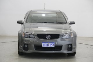 2011 Holden Commodore VE II SV6 Grey 6 Speed Sports Automatic Sedan.