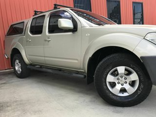 2011 Nissan Navara D40 MY11 ST Gold 5 Speed Automatic Utility
