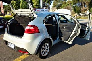 2013 Kia Rio UB MY13 S Grey 4 Speed Sports Automatic Hatchback