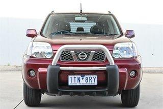 2005 Nissan X-Trail T30 II TI-L Maroon Automatic Wagon