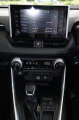 Toyota RAV4 Hybrid Red Mica Automatic.