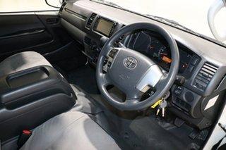 2018 Toyota HiAce KDH201R MY16 LWB White 4 Speed Automatic Van