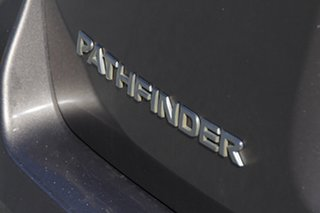 2013 Nissan Pathfinder R52 MY14 Ti X-tronic 2WD Gold 1 Speed Constant Variable Wagon