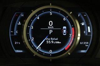 2017 Lexus IS350 GSE31R F Sport Grey 8 Speed Automatic Sedan