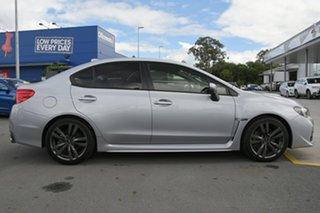 2017 Subaru WRX V1 MY17 AWD Silver 6 Speed Manual Sedan.