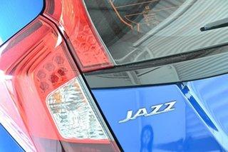 2018 Honda Jazz GF MY18 VTi Blue 1 Speed Constant Variable Hatchback