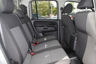 2017 Volkswagen Amarok 2H MY17 TDI420 4MOTION Perm Core Reflex Silver 8 Speed Automatic Utility
