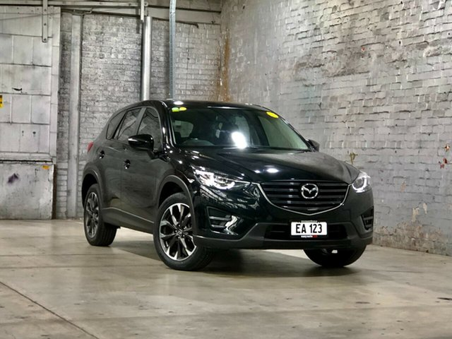 Used Mazda CX-5 KE1031 MY14 Grand Touring SKYACTIV-Drive AWD Mile End South, 2014 Mazda CX-5 KE1031 MY14 Grand Touring SKYACTIV-Drive AWD Black 6 Speed Sports Automatic Wagon