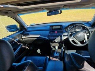 2008 Honda Accord 50 VTi Luxury 5 Speed Automatic Sedan