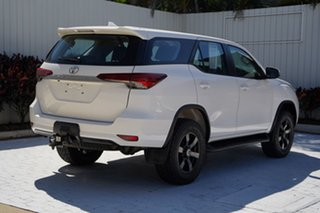 2017 Toyota Fortuner GUN156R GX White 6 Speed Automatic Wagon
