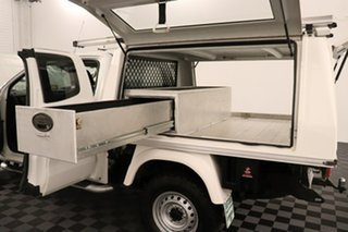 2015 Ford Ranger PX MkII XL Hi-Rider White 6 speed Automatic Cab Chassis