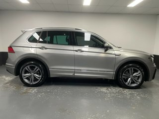2019 Volkswagen Tiguan 5N MY19.5 132TSI DSG 4MOTION R-Line Edition Silver 7 Speed