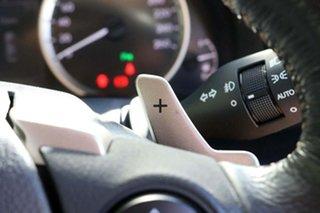 2015 Lexus IS AVE30R IS300h Luxury Silver 1 Speed Constant Variable Sedan Hybrid