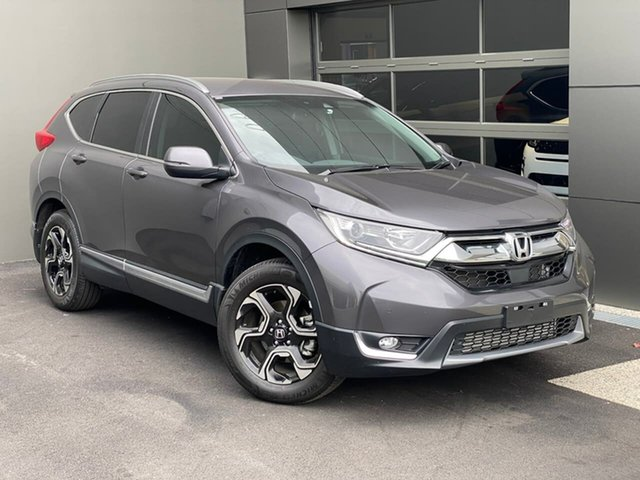 Used Honda CR-V RW MY20 VTi-S 4WD Hobart, 2020 Honda CR-V RW MY20 VTi-S 4WD Grey 1 Speed Constant Variable Wagon