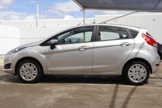 2017 Ford Fiesta WZ Ambiente Silver 5 Speed Manual Hatchback