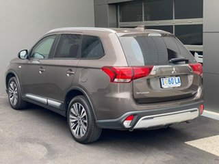 2018 Mitsubishi Outlander ZL MY19 ES AWD Bronze 6 Speed Constant Variable Wagon