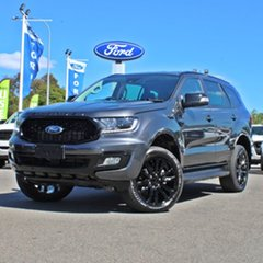 2019 Ford Everest UA II 2020.25MY Sport Grey 10 Speed Sports Automatic SUV.