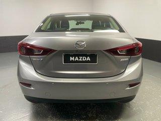 2016 Mazda 3 BM5278 Maxx SKYACTIV-Drive Silver 6 Speed Sports Automatic Sedan