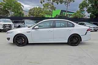 2016 Ford Falcon FG X XR6 Sprint White 6 Speed Sports Automatic Sedan