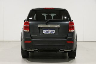 2016 Holden Captiva CG MY16 7 LS (FWD) Grey 6 Speed Automatic Wagon