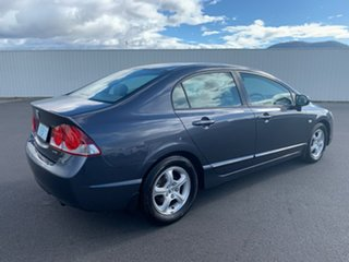 2007 Honda Civic 8th Gen MY07 VTi Grey 5 Speed Automatic Sedan